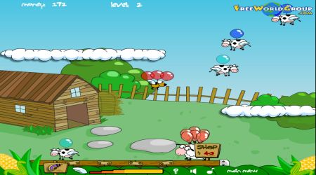 Screenshot - Barnyard Balloon