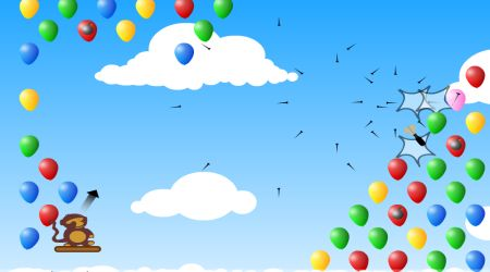 Screenshot - More Bloons